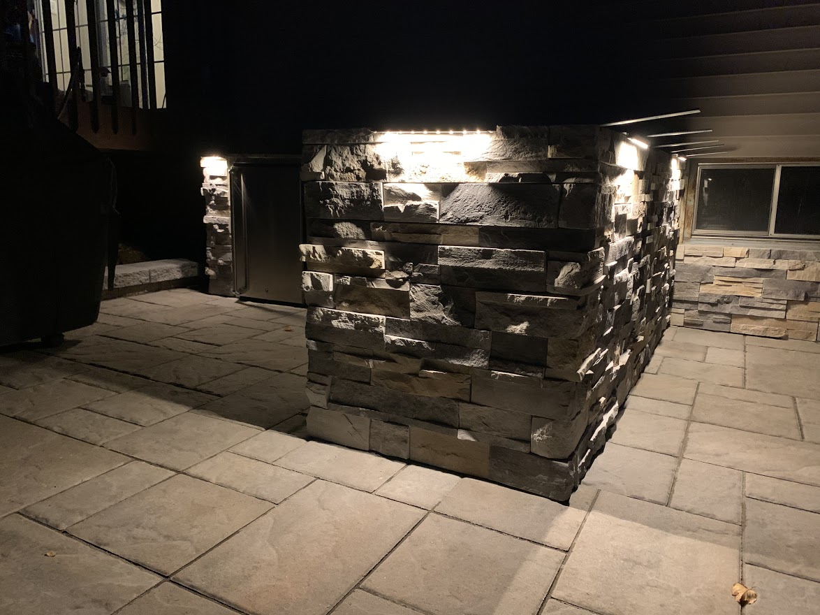 Outdoor Kitchen Install 3 – Chester NJ