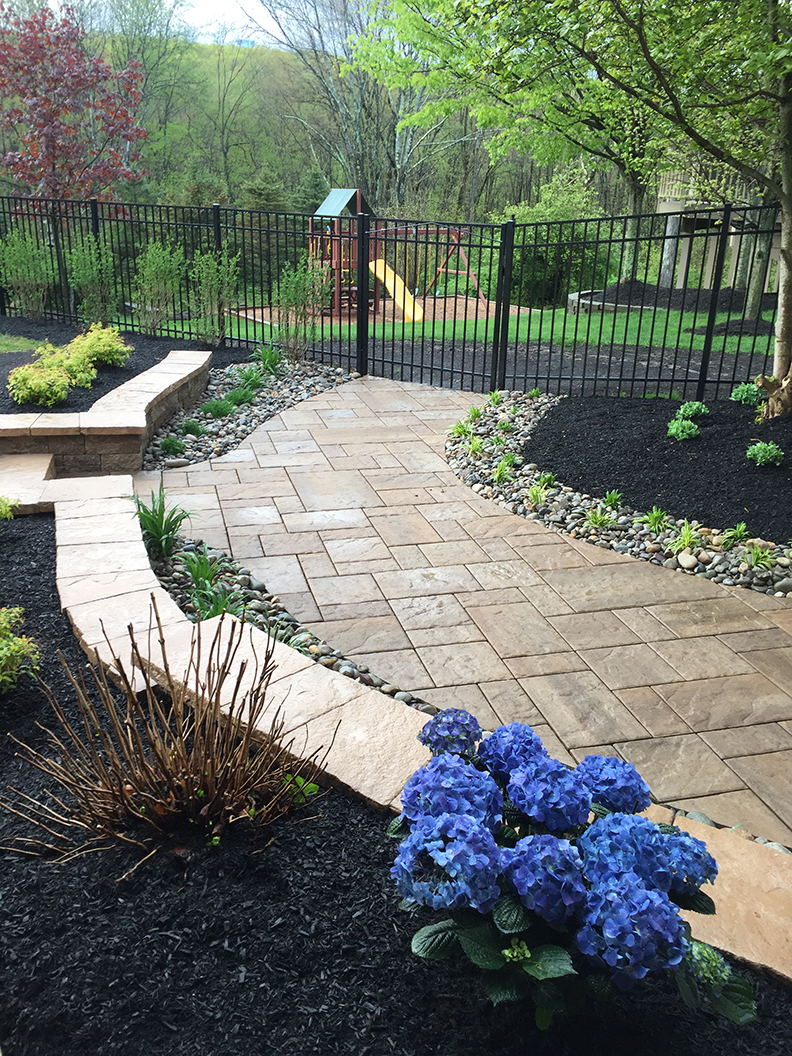 Paver Walkway – Far Hills NJ
