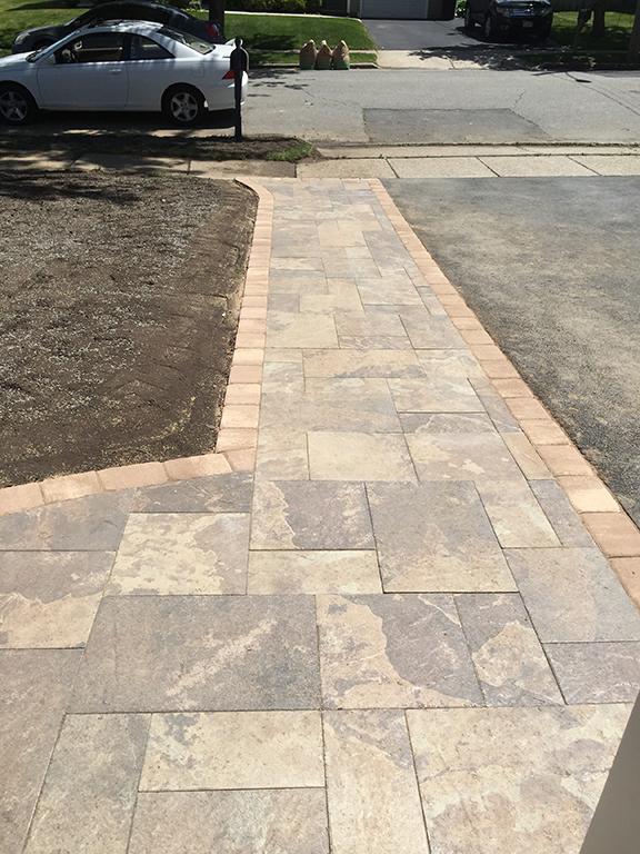 Paver walkway – Roxbury NJ