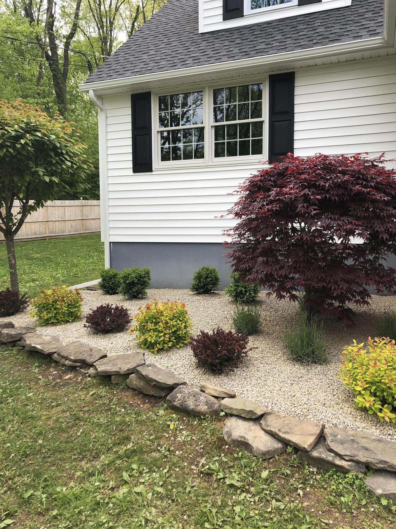 Landscape Install – Chester NJ