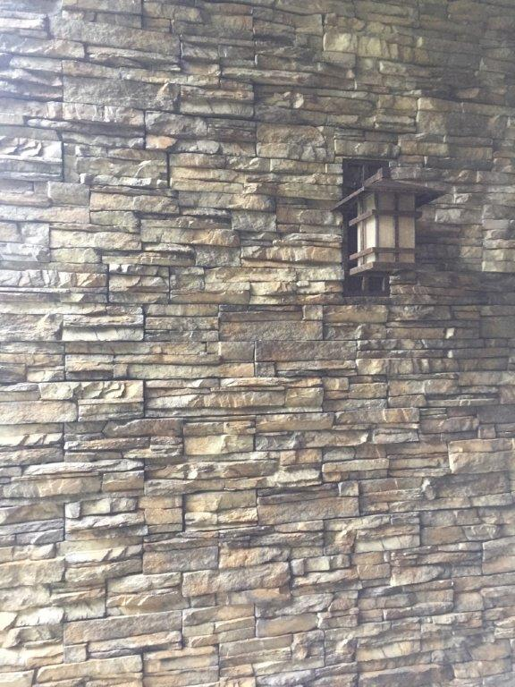 Entrance Stone Work – Mendham NJ