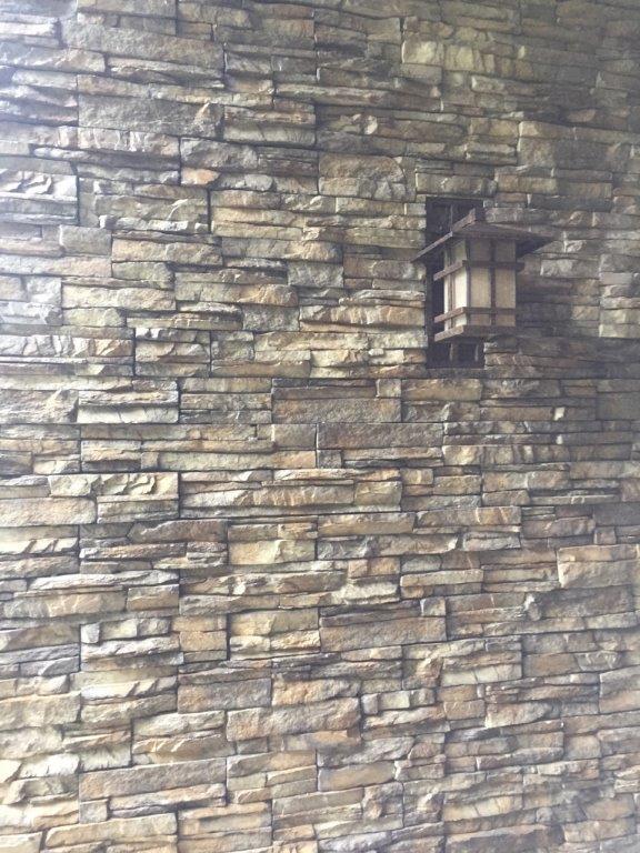Entrance Stone Work – Mendham NJ