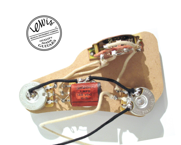 50's Fender Stratocaster Wiring Harness