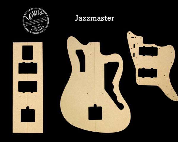 Jazzmaster style Templates