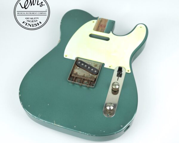 Sherwood Green Metallic