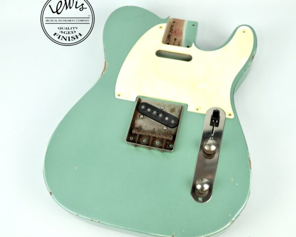 Surf Green Metallic