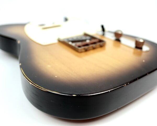 Two Tone Sunburst