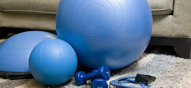 In-Home Gym Equipment