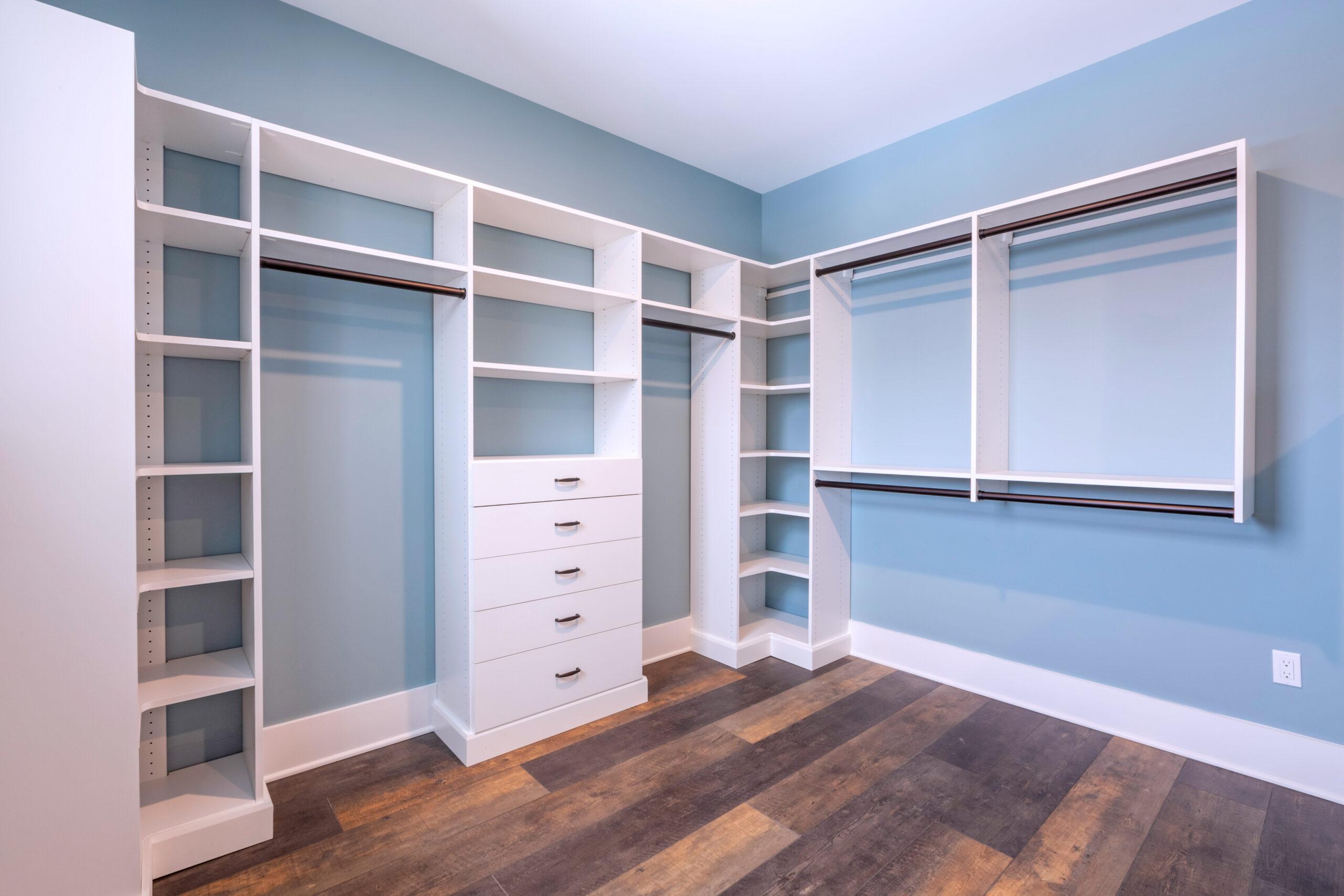 Closet Renovation - Final Product
