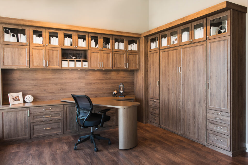 Custom Closets & Storage Solutions - Home Office