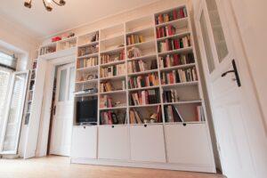 Custom Storage - Bookcase