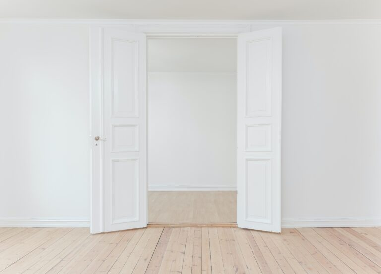 Empty Spare Room