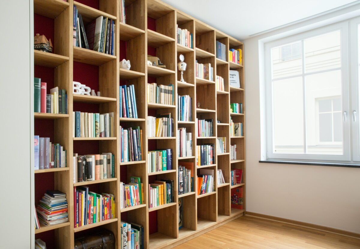 Spare Room- Home Library