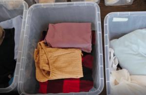 Seasonal Storage Bins - Autumn