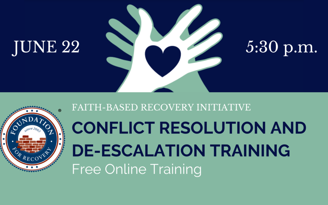 Crisis De-Escalation and Conflict Resolution