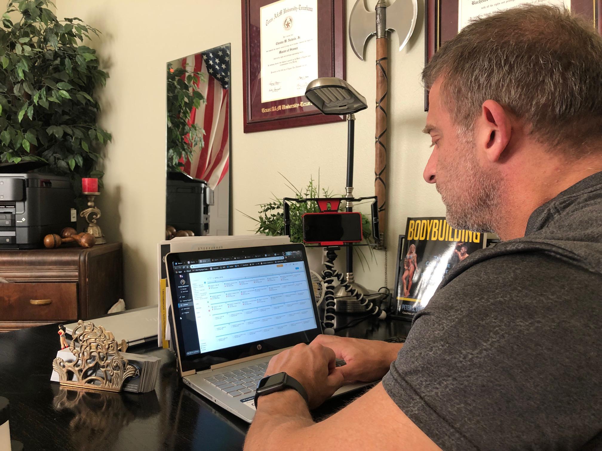 Online Coaching, Online Training