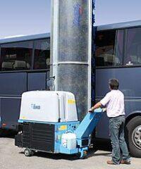 جهاز خاص لغسيل الباص في أقل من 10 دقائق
