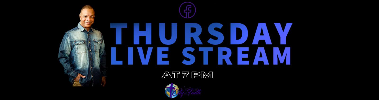 Thursday Live Stream at City of Faith Church International