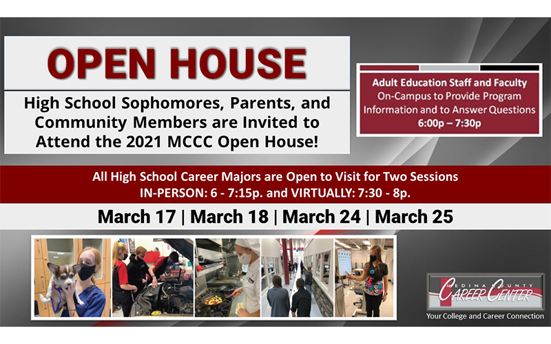 2021 MCCC Open House