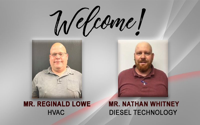 Welcome New Instructors!