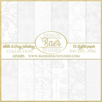 white digital paper