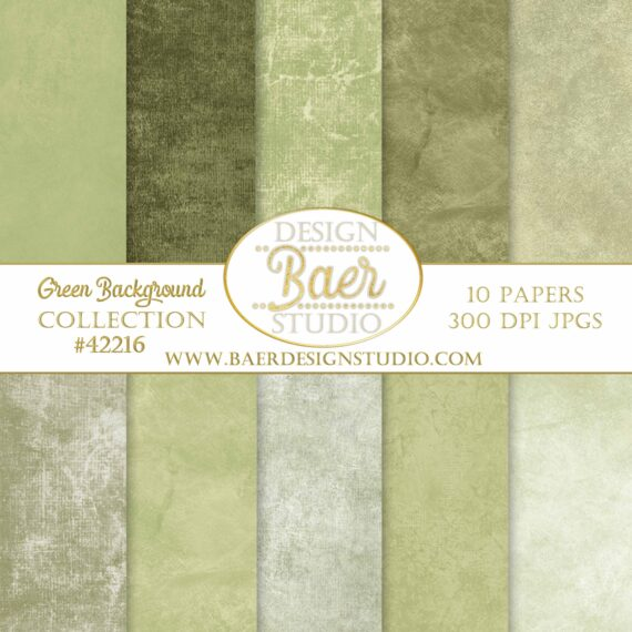 Green Textured Backgrounds