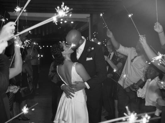 Marisa & Lionel Austin Wedding Photography