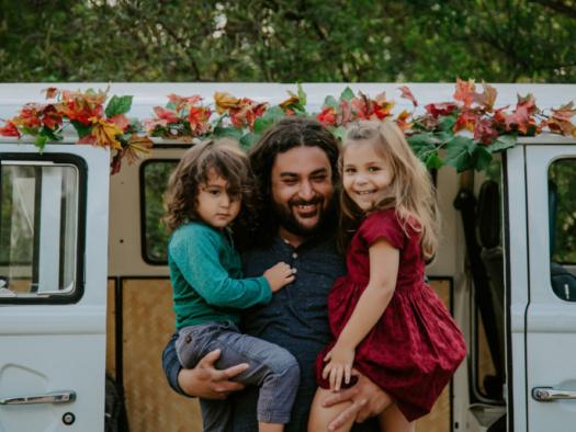 GypC Wagen Austin Texas family photo booth