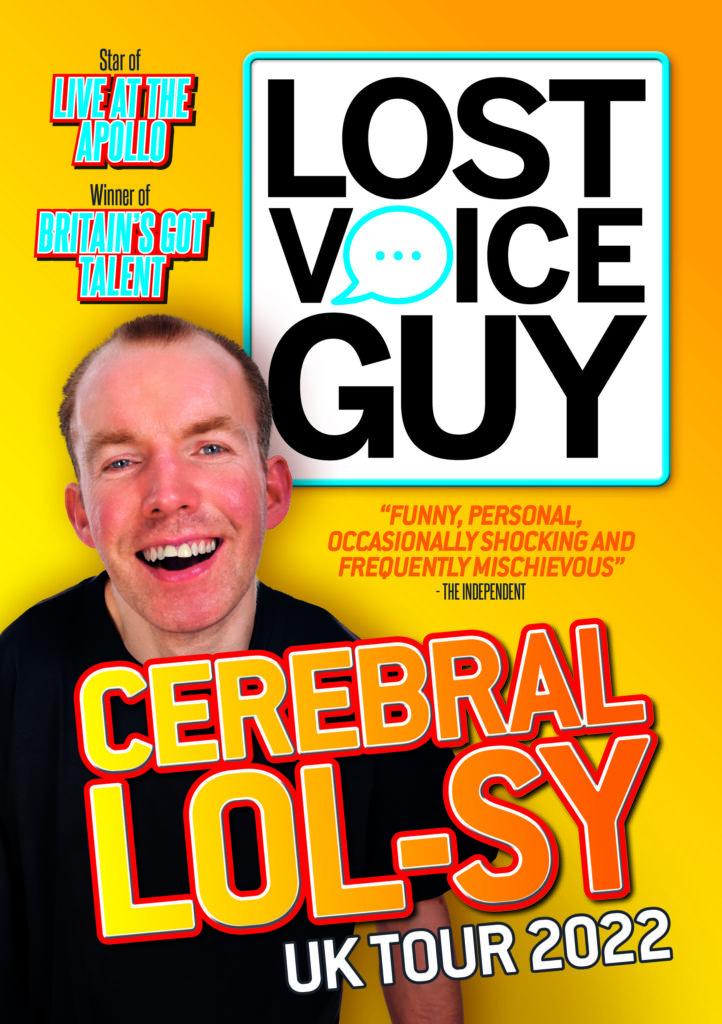 Cerebral LOLsy Poster
