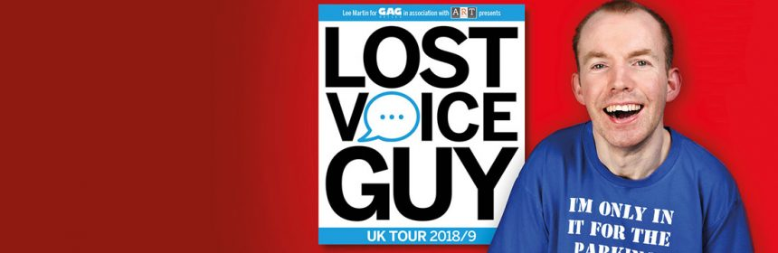 Lost voice guy tour image