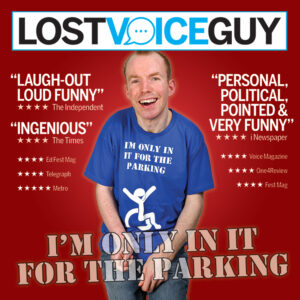I'm Only In it for the parking DVD cover