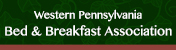 Western PA Bed & Breakfast Association Logo