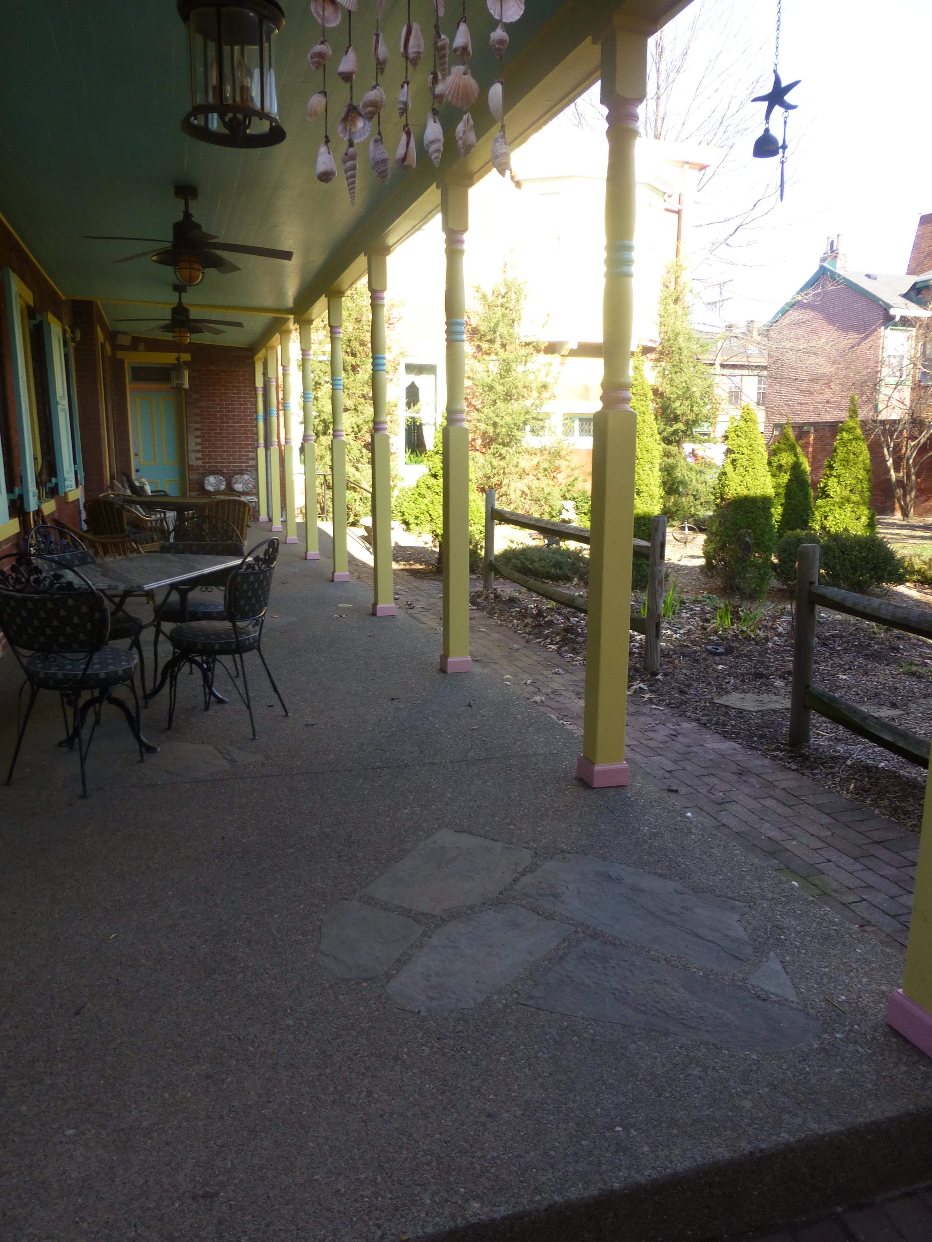 veranda aggraget
