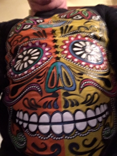 day of the dead tshirt Pittsburgh PA