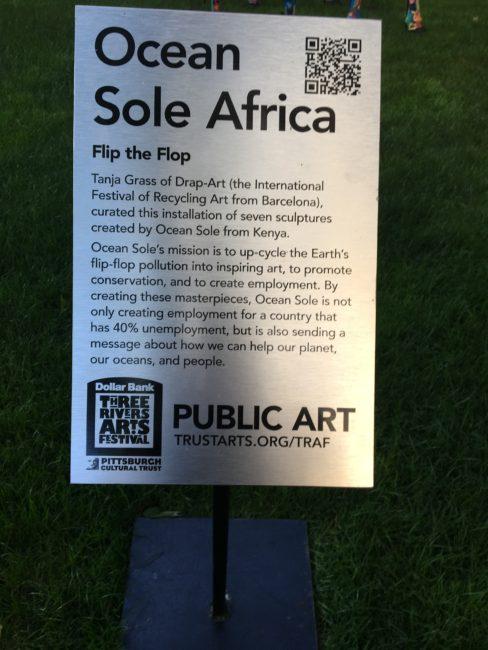 Ocean Sole Africa non profit