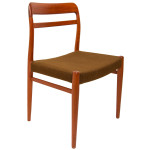 Alf Norwegian Teak Chairs
