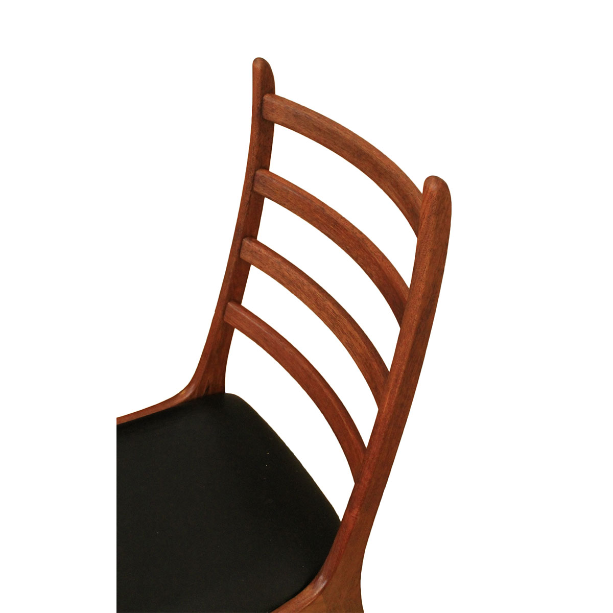 Set of 6 Kai Kristiansen Danish Modern Teak Dining Chairs