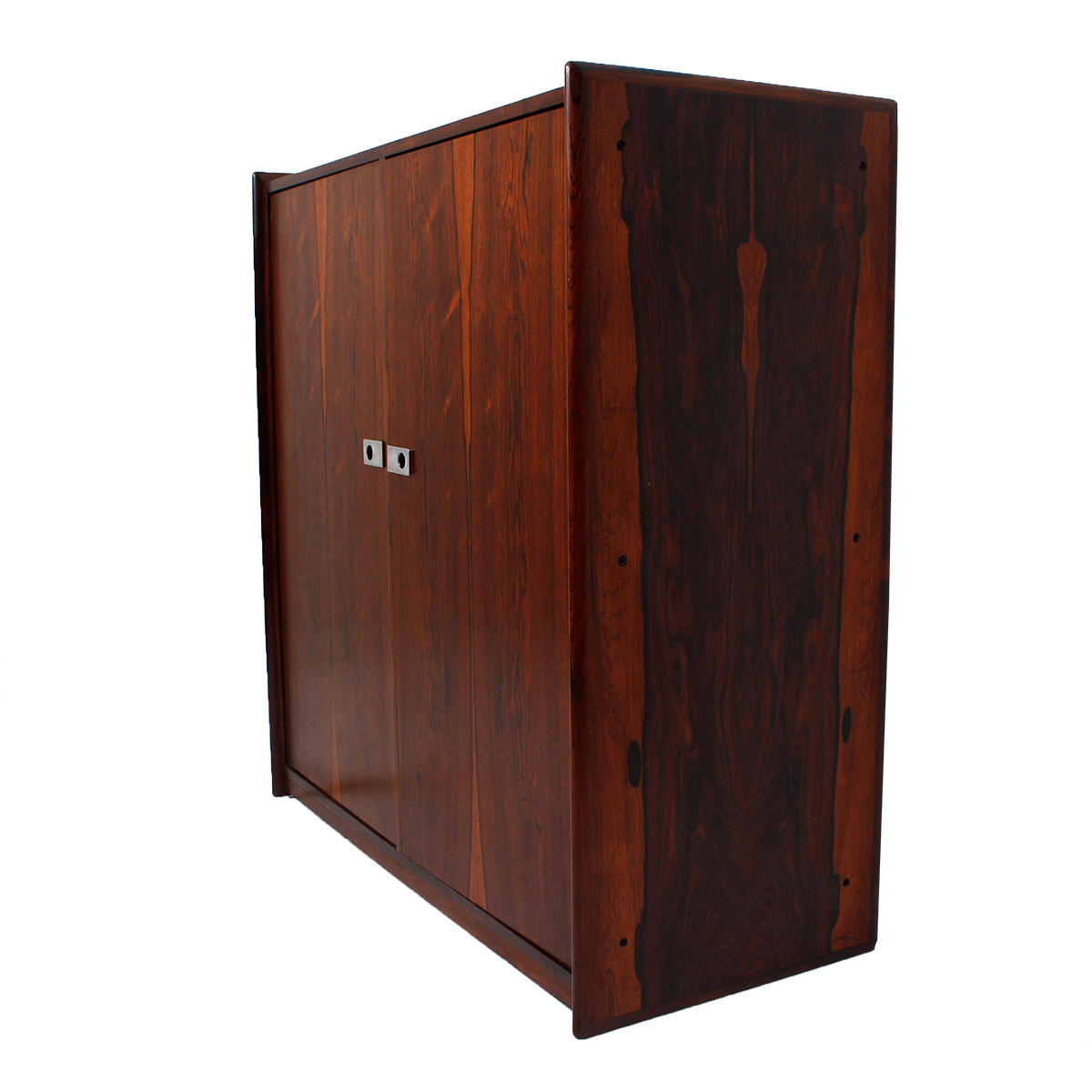 Luxurious Rosewood Armoire – Tall Chest / Cabinet