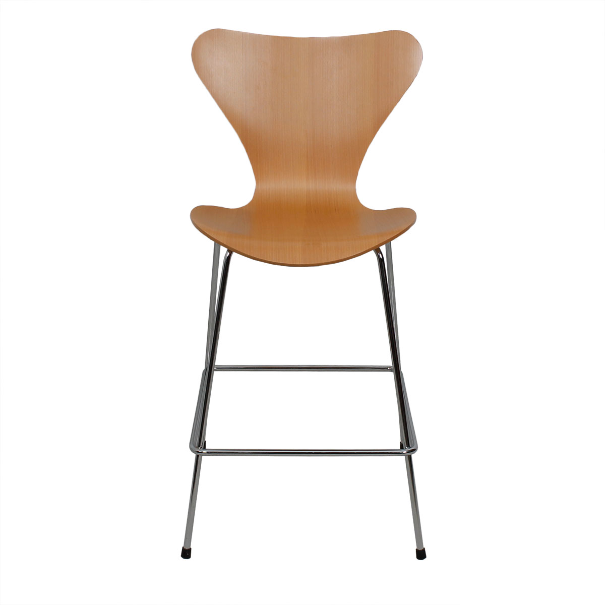 Arne Jacobsen for Fritz Hansen Series 7 Barstool