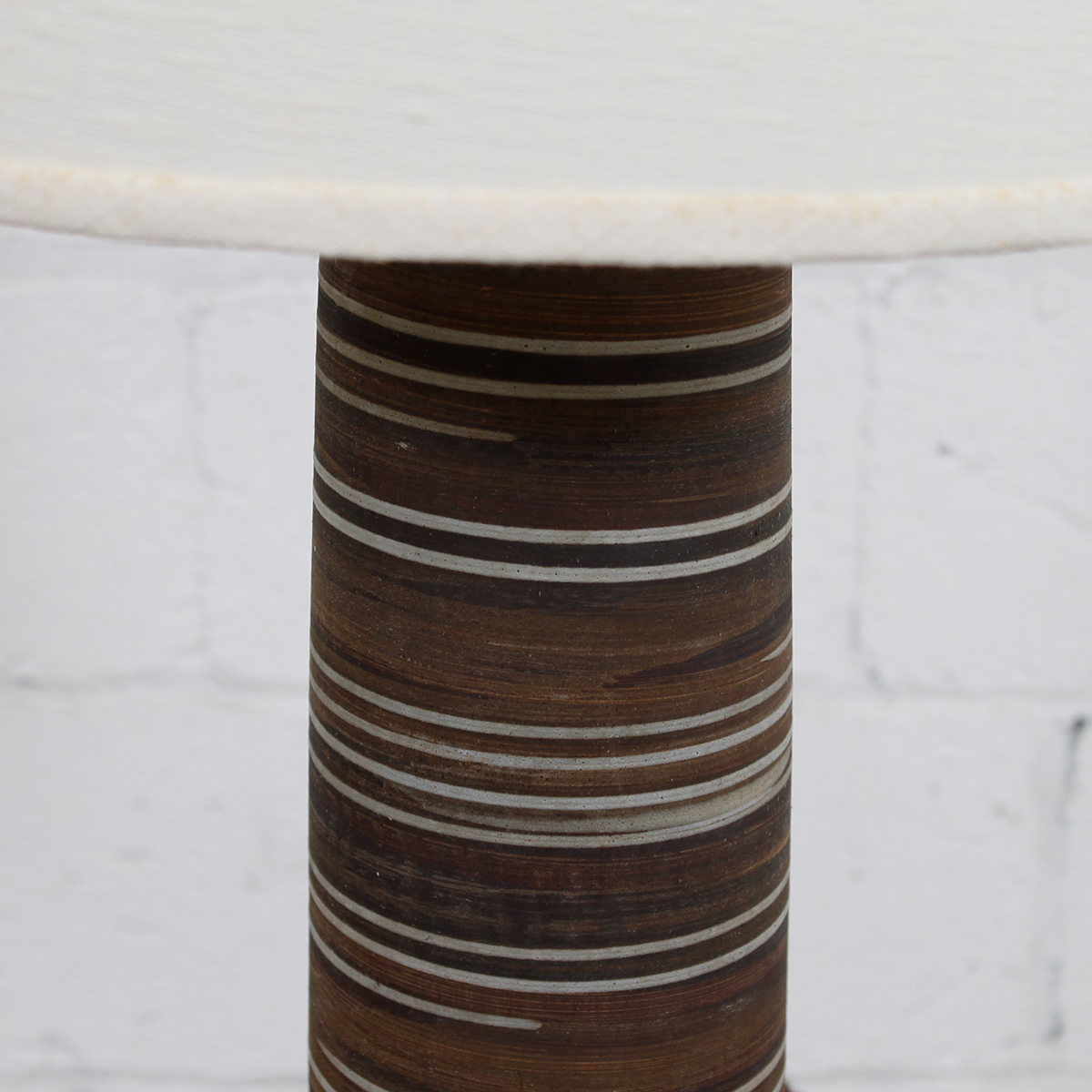 Jane & Gordon Martz for Marshall Studios Striped Table Lamp