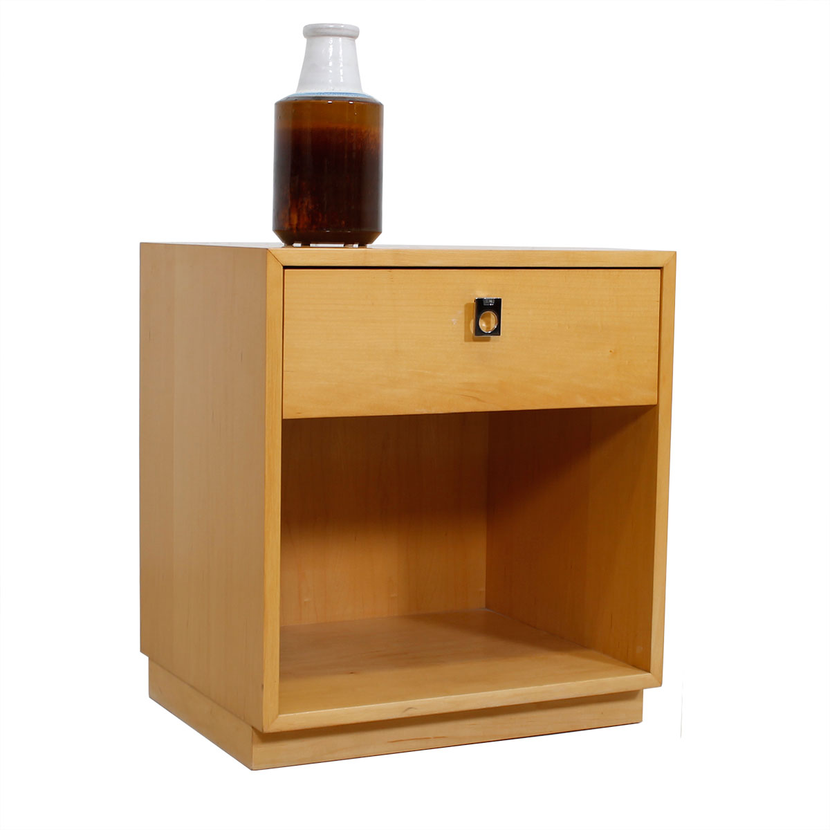 Jack Cartwright for Founders Blonde End Table / Nightstand