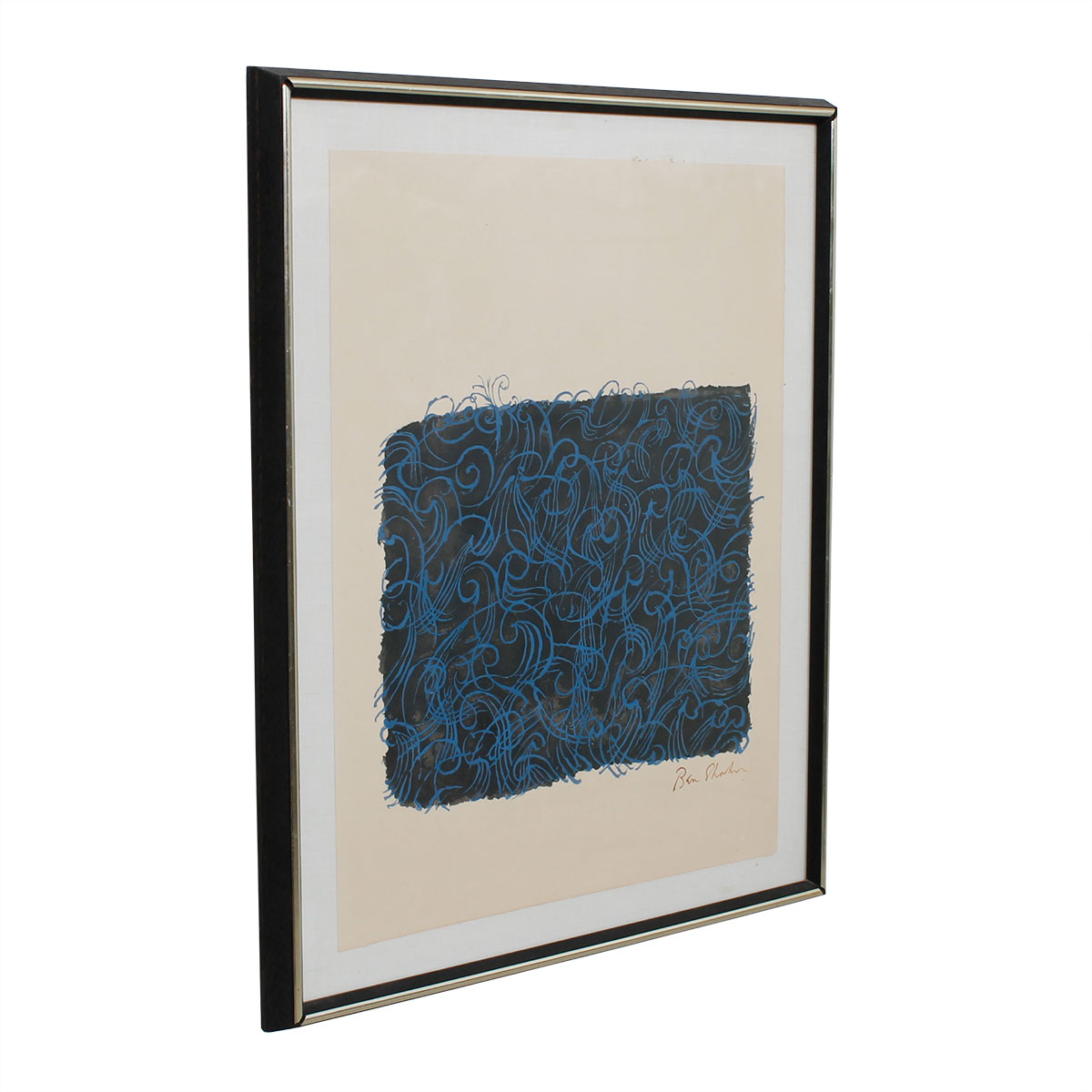 Vintage Abstract Artwork