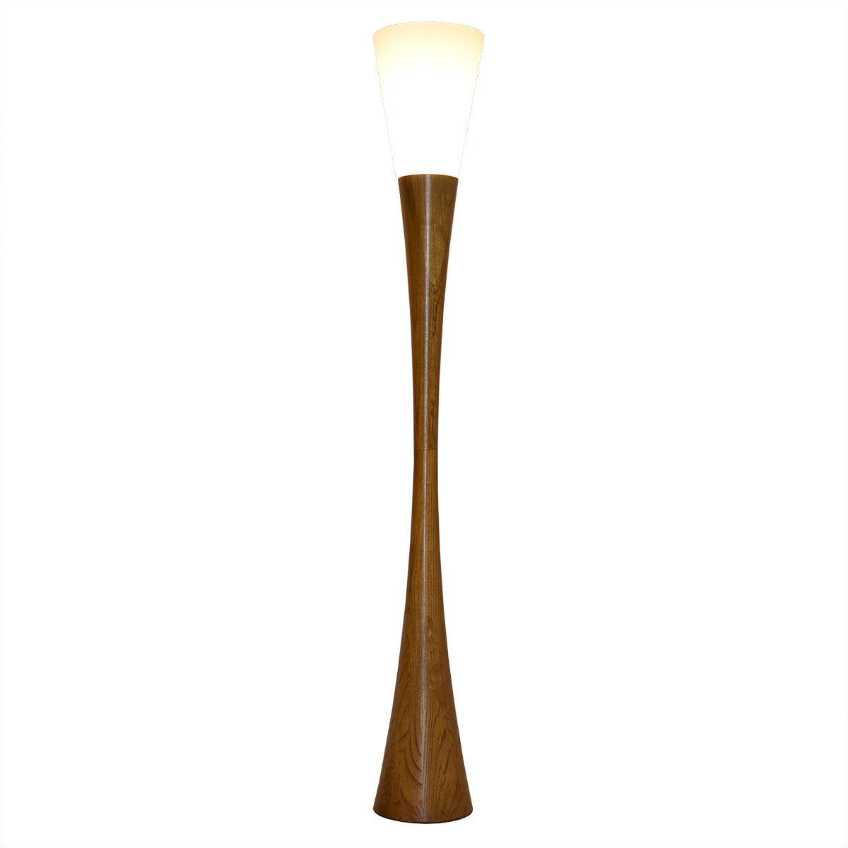 Vintage Modern Torchiere Light