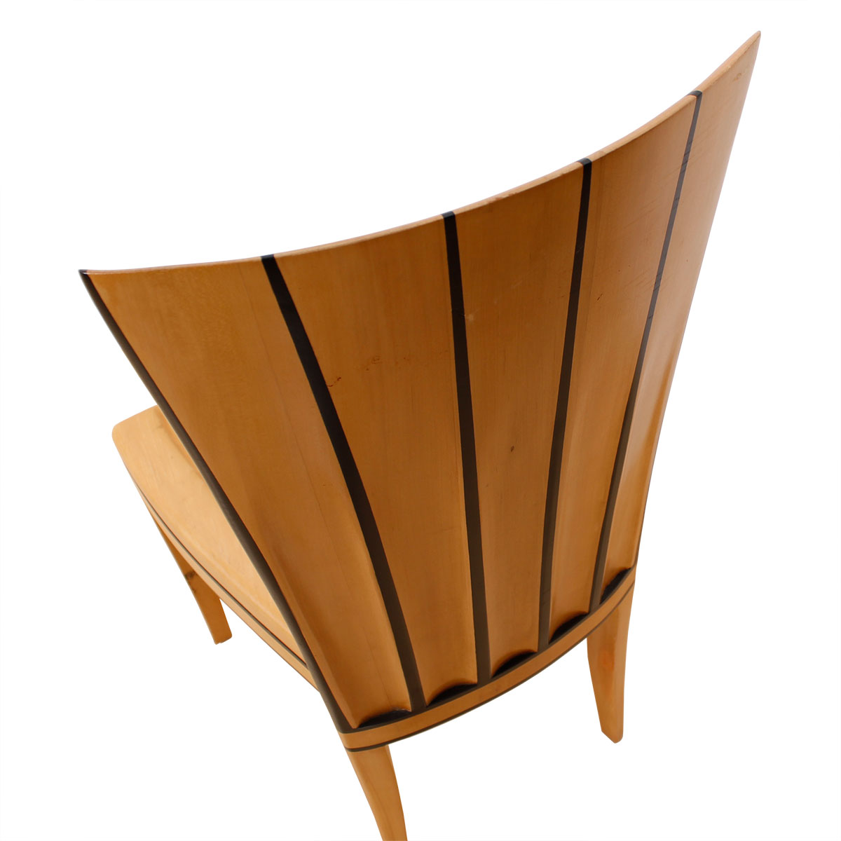 Chair Designed by Eliel Saarinen for Cranbrook House