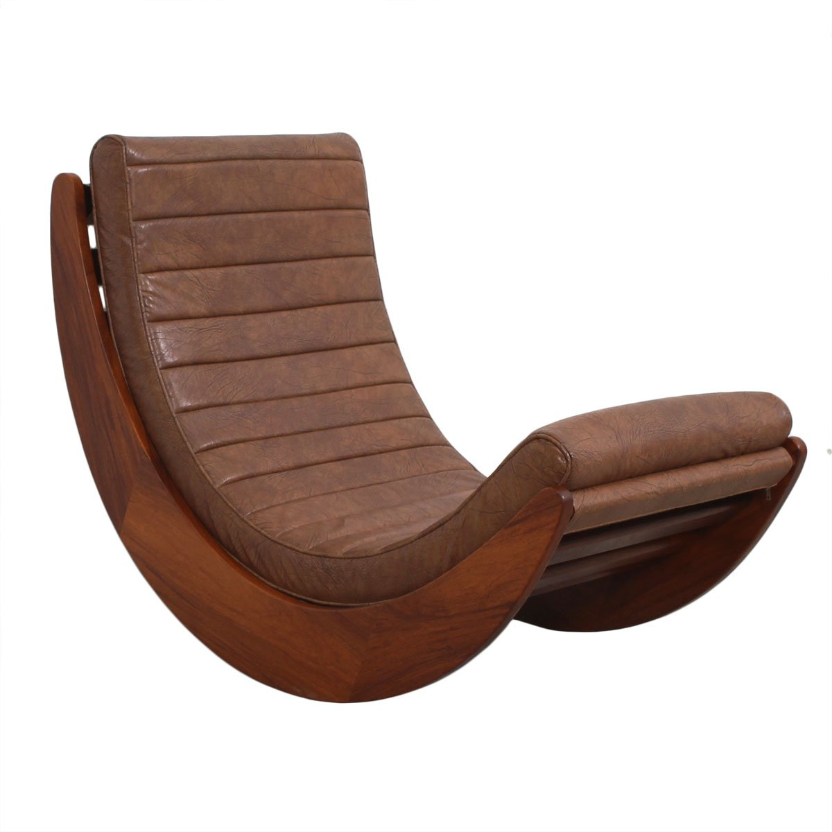 Verner Panton Relaxer Rocking Lounge Chair