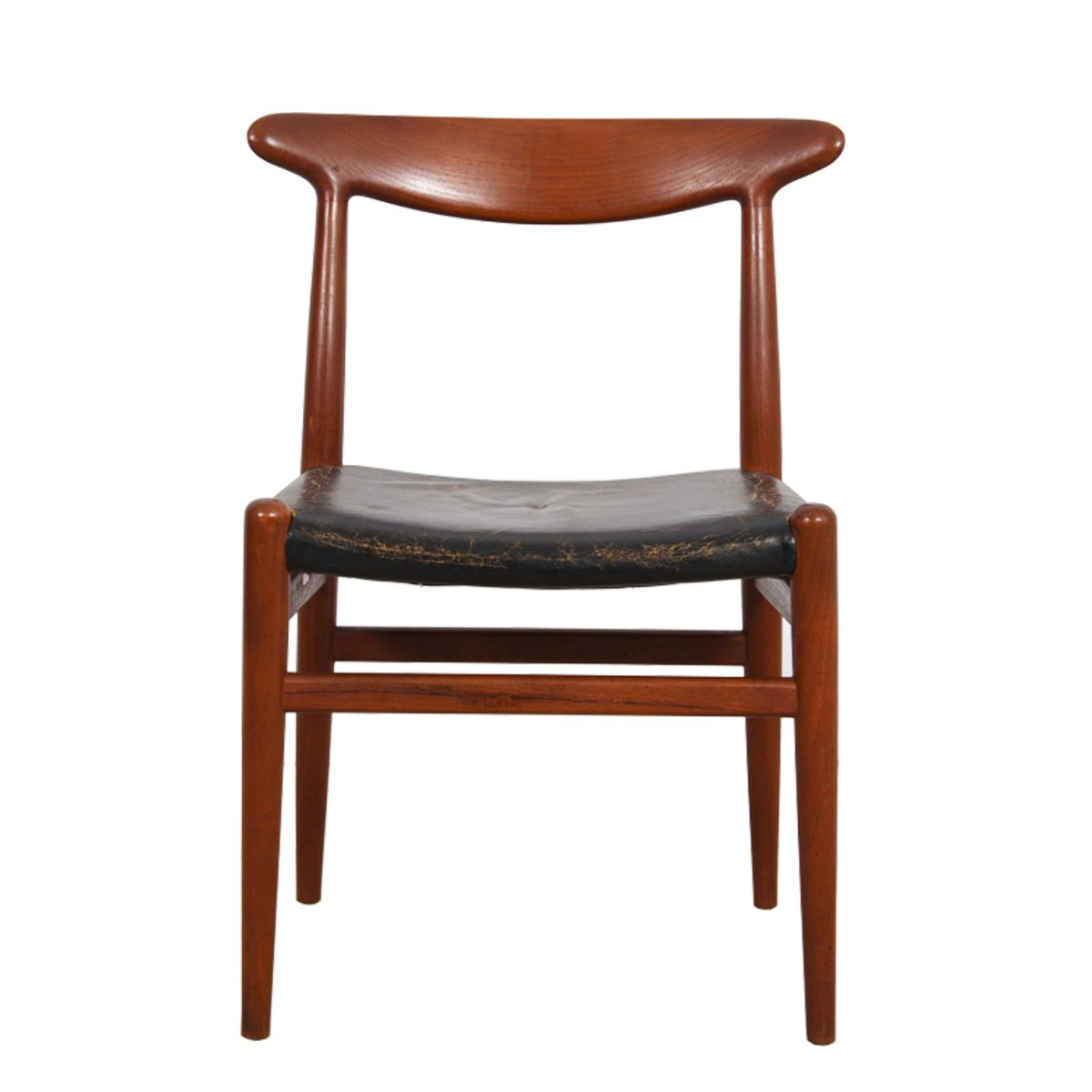The W2 Chair by Hans Wegner — A Classic Thru Illums Bolighus