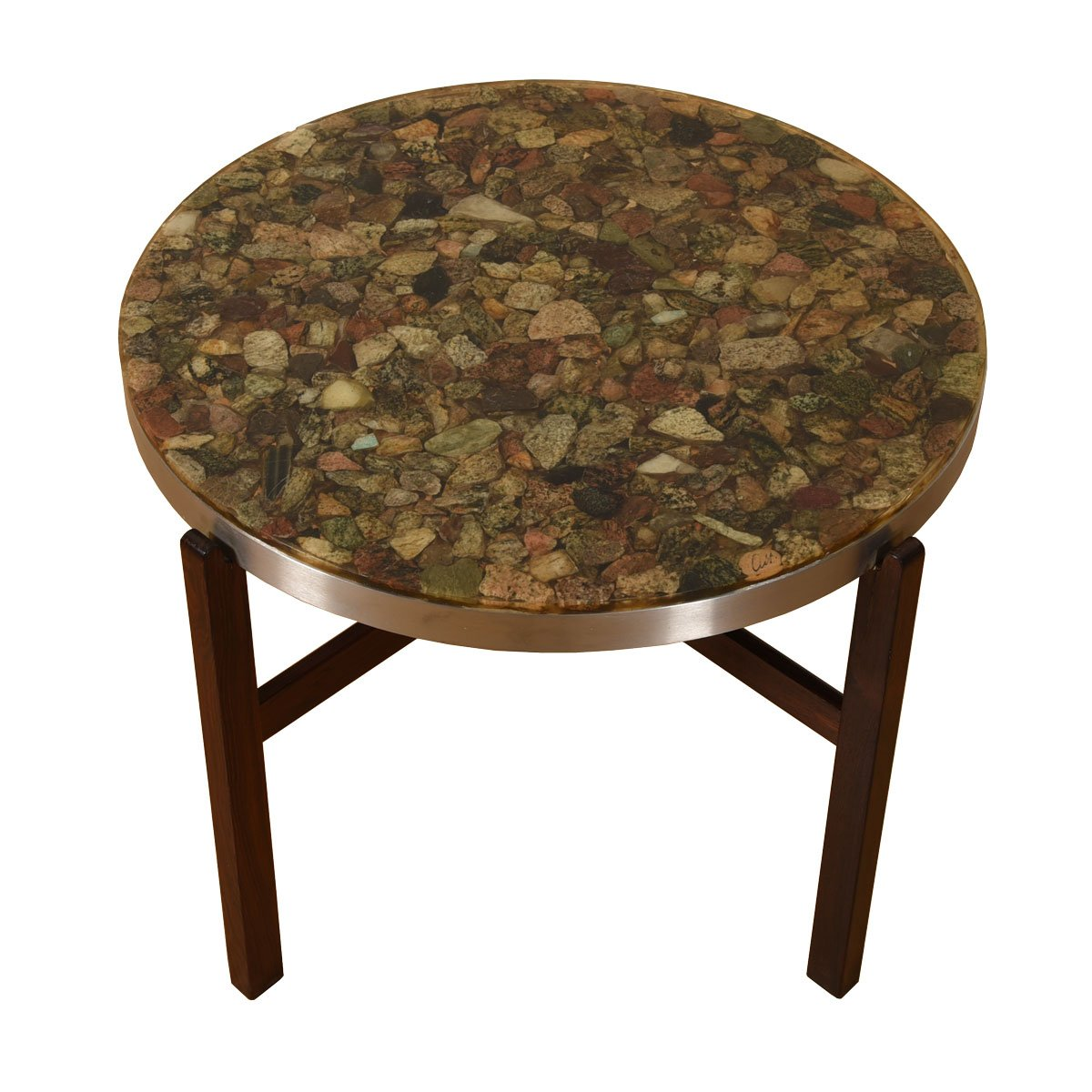 Round Decorator Accent / Coffee Table