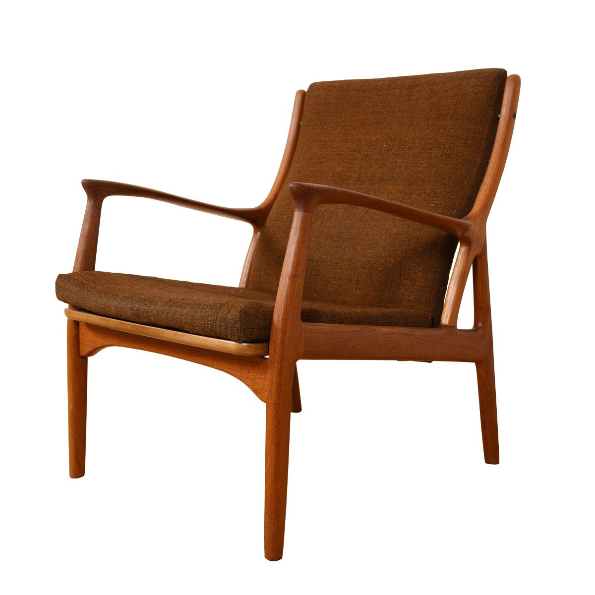 Danish Modern Teak Lounge / Easy Chair