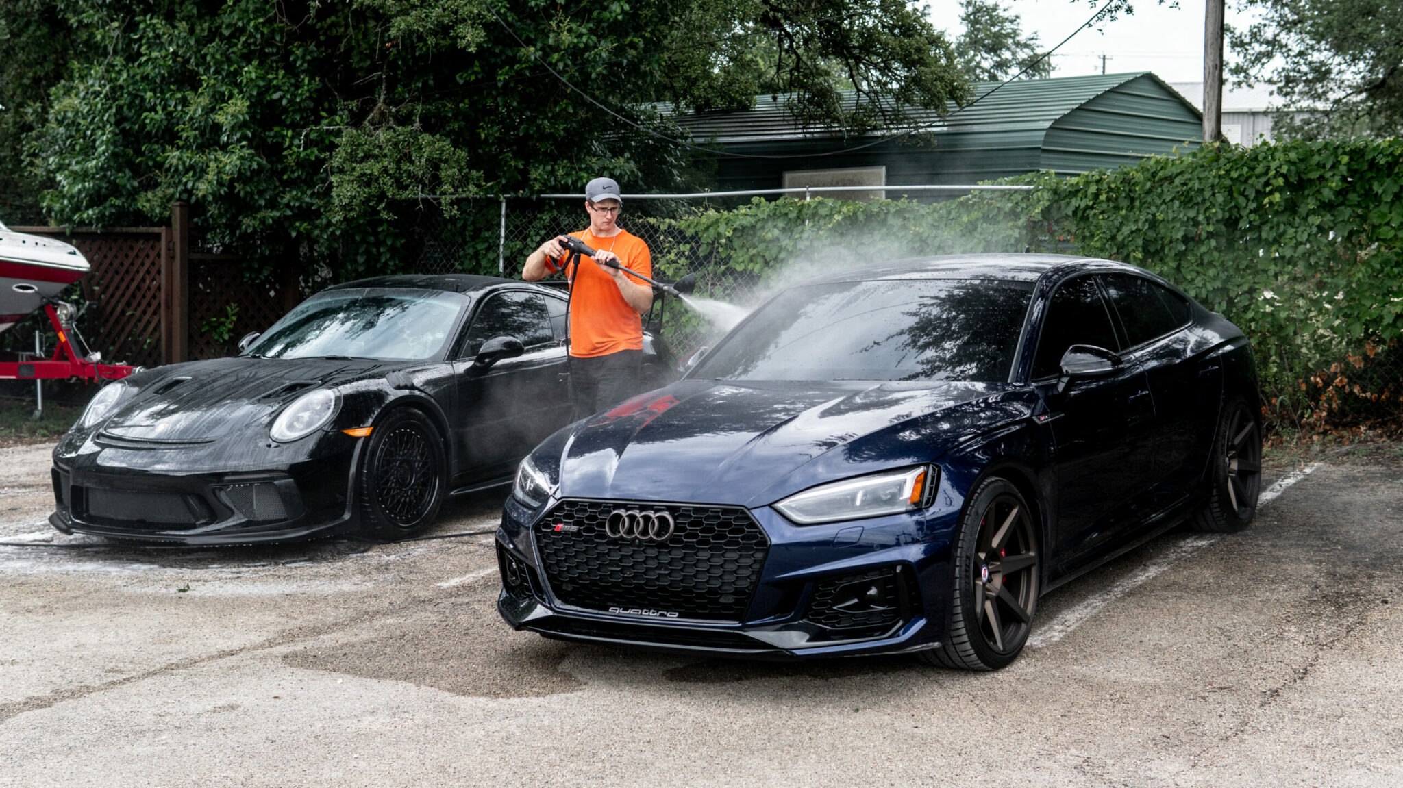 Header Image - Austin Texas Car Detailing