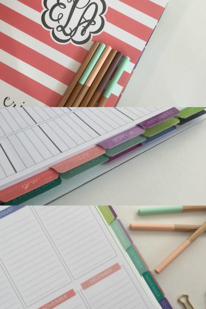 plum paper ME planner